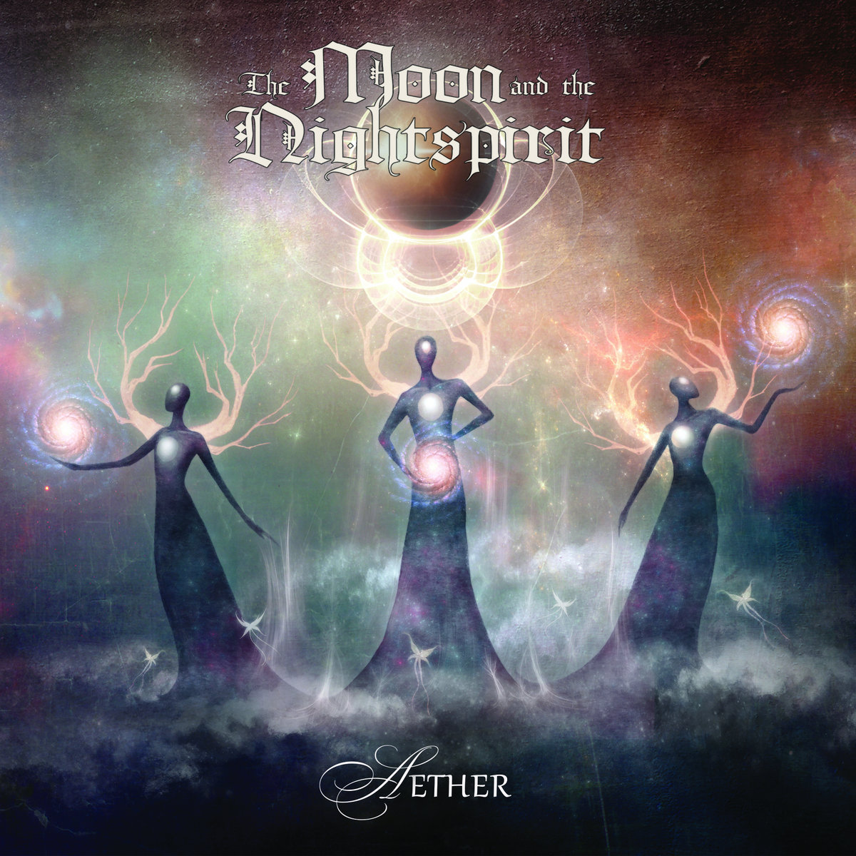 The Moon and the Nightspirit: Aether