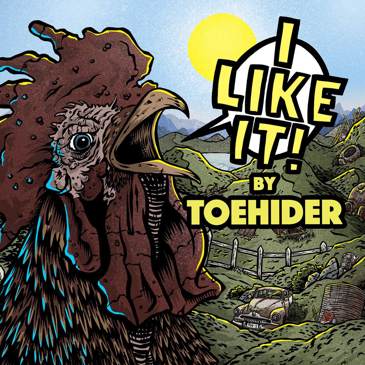 Toehider: I Like It !