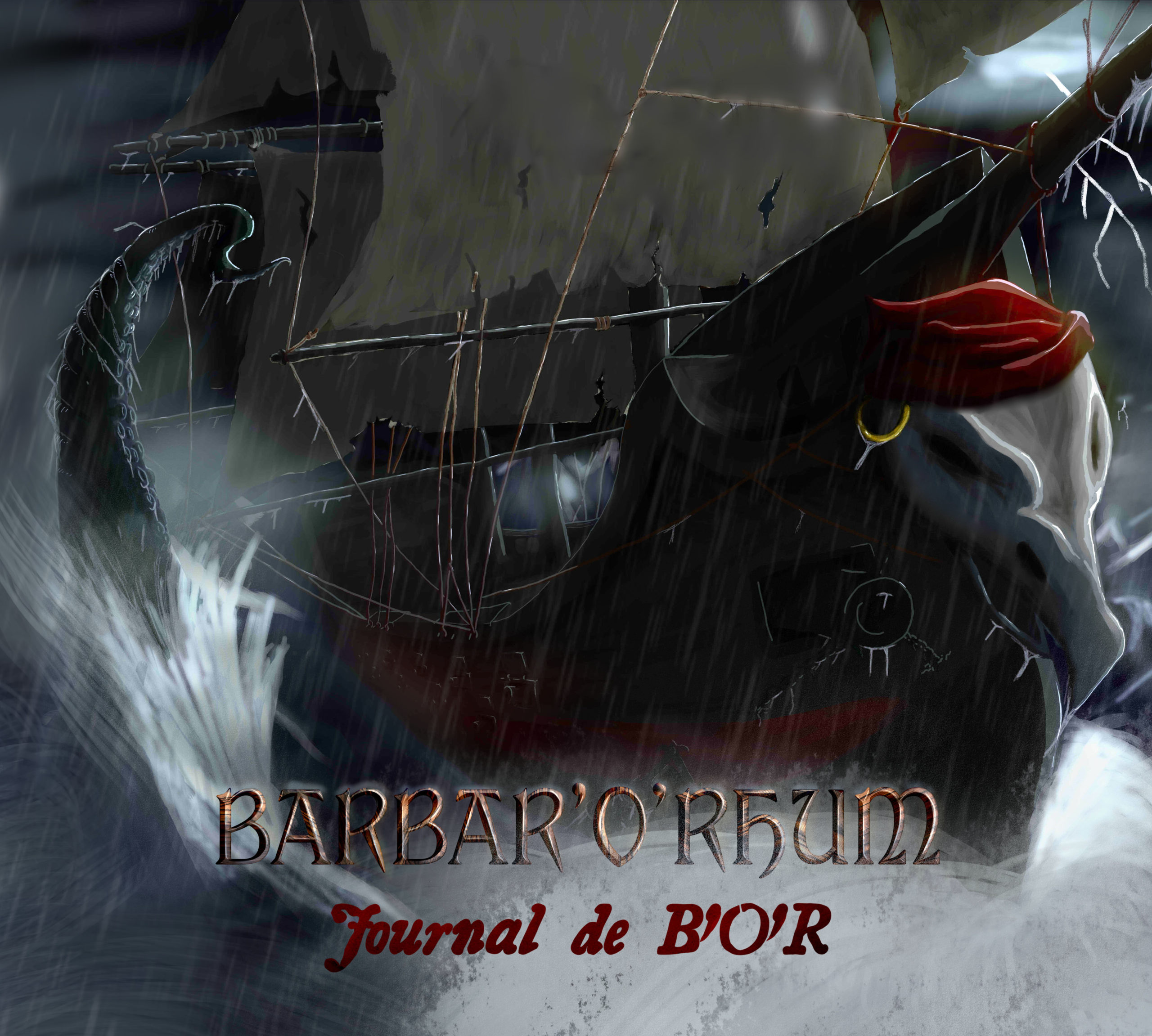 Barbar'O'Rhum: Journal de B'O'R