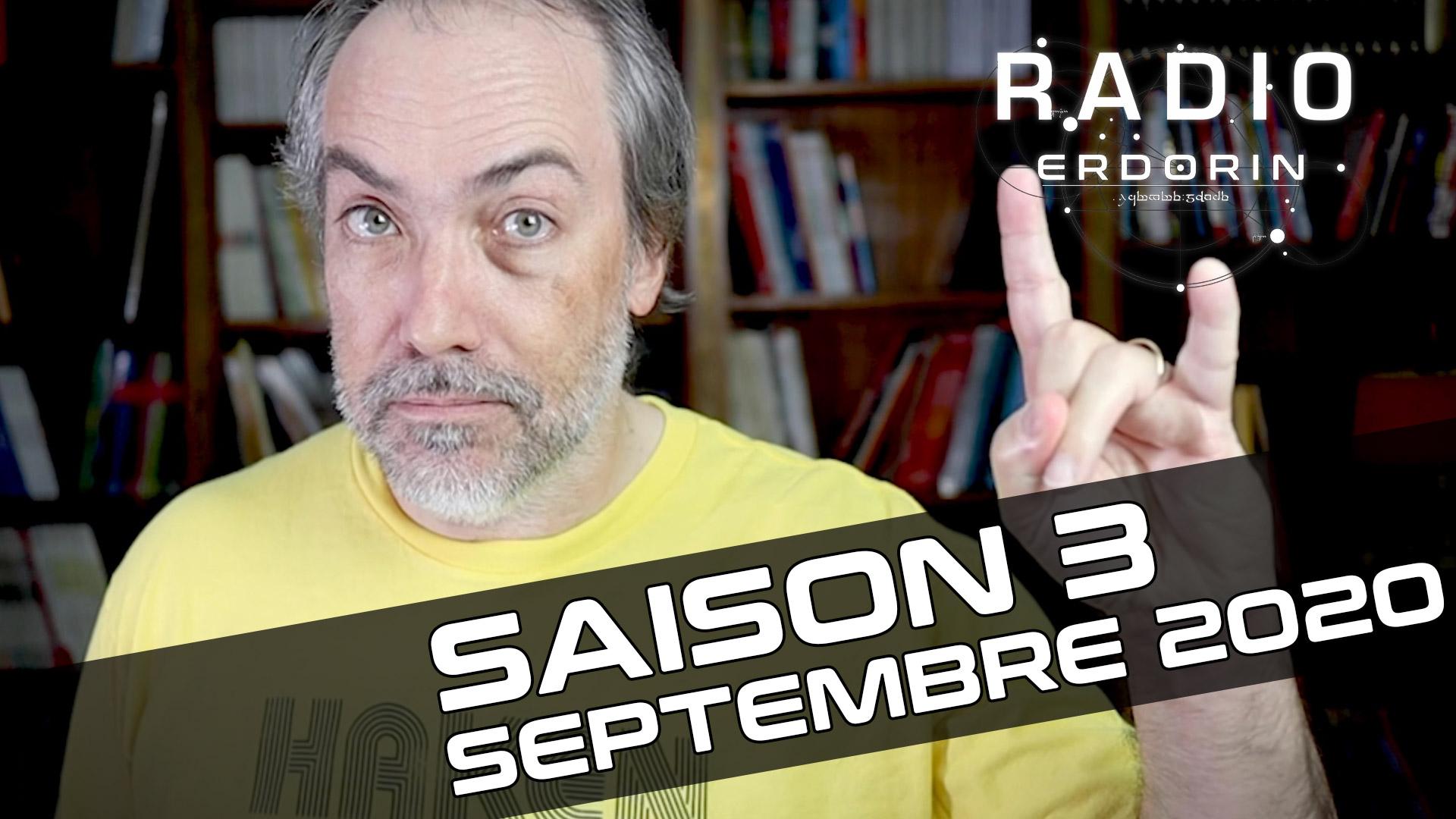 Radio-Erdorin S3E9 – Septembre 2020