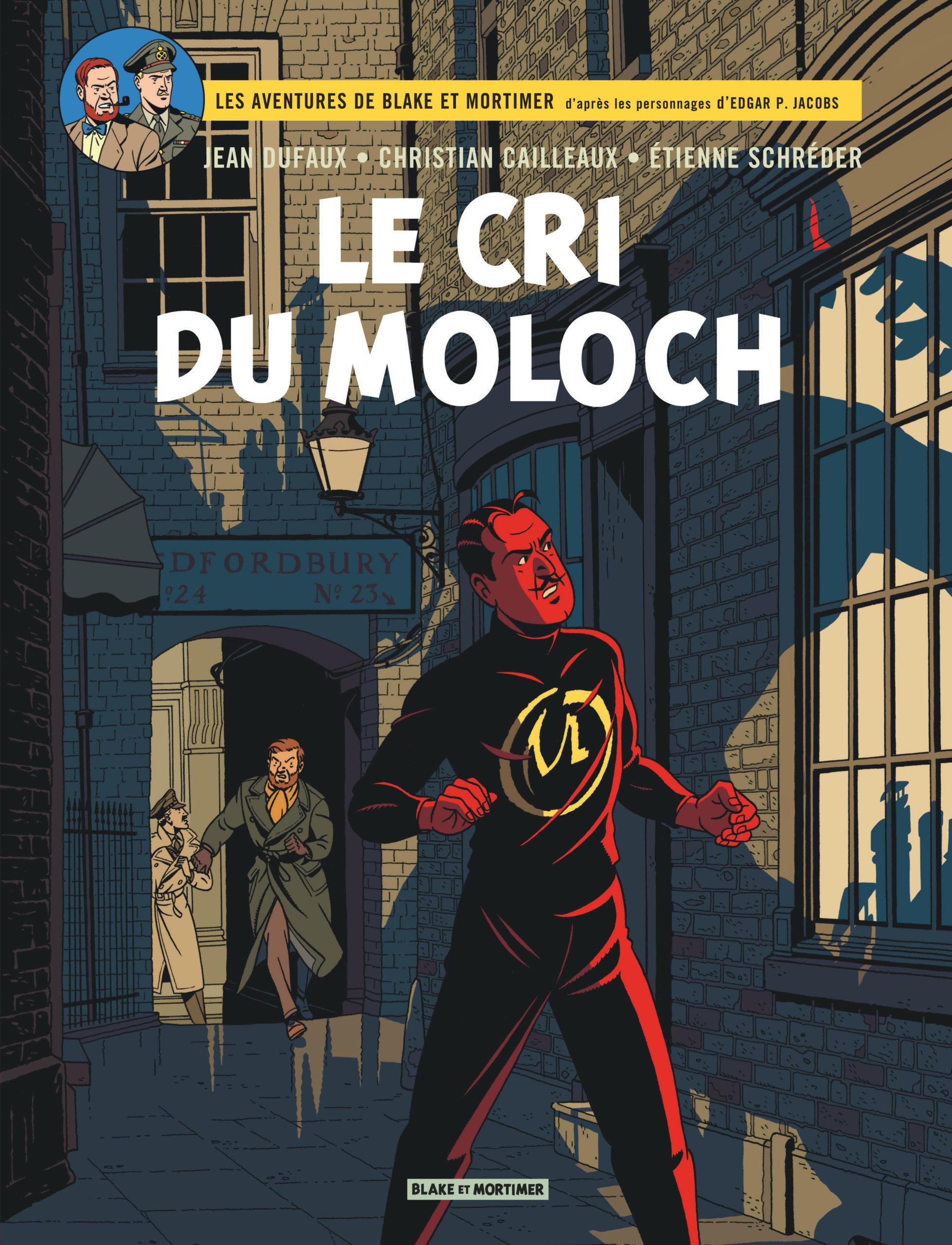 Blake et Mortimer - Le Cri du Moloch