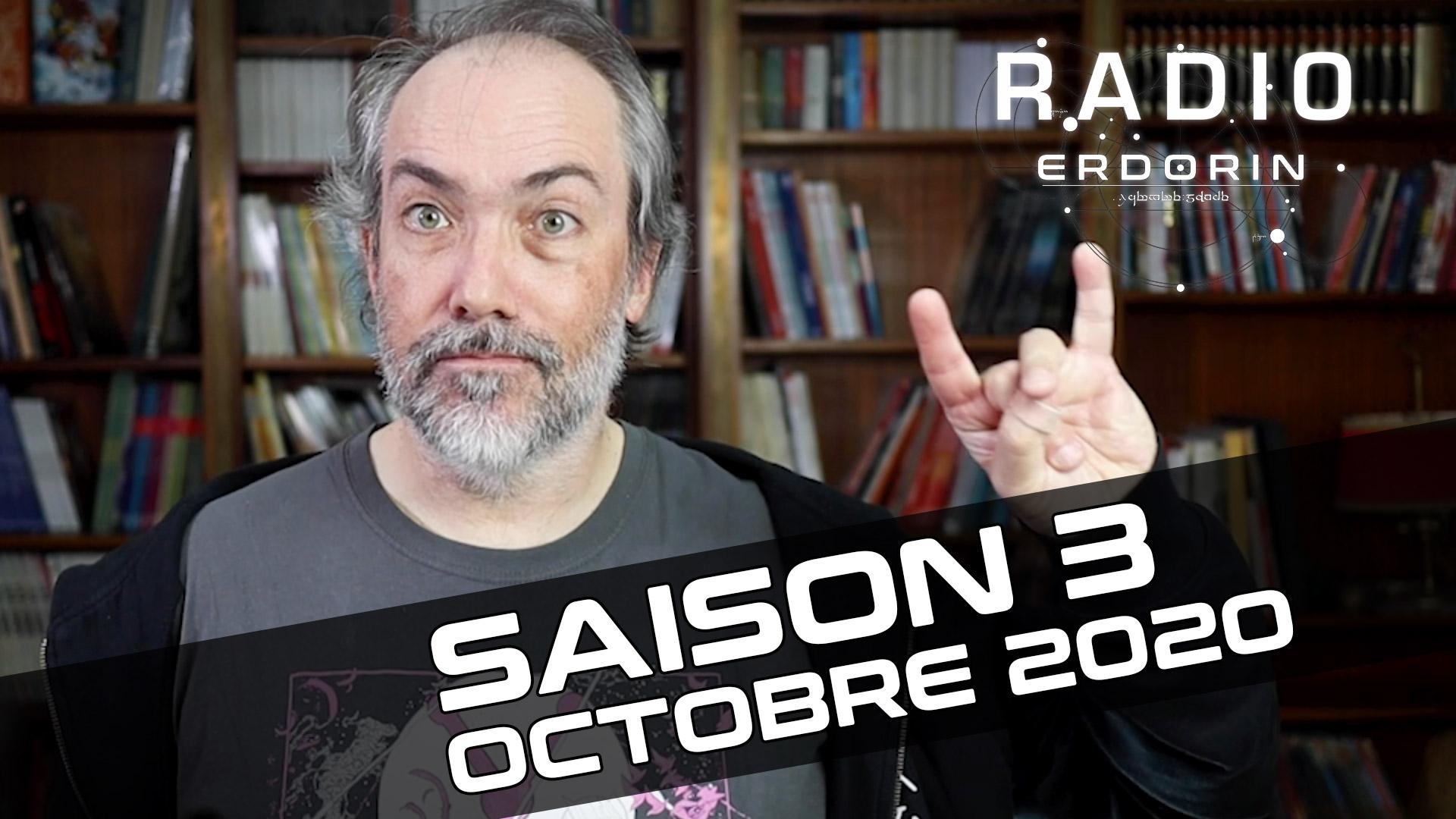 Radio-Erdorin S3E10 - Octobre 2020