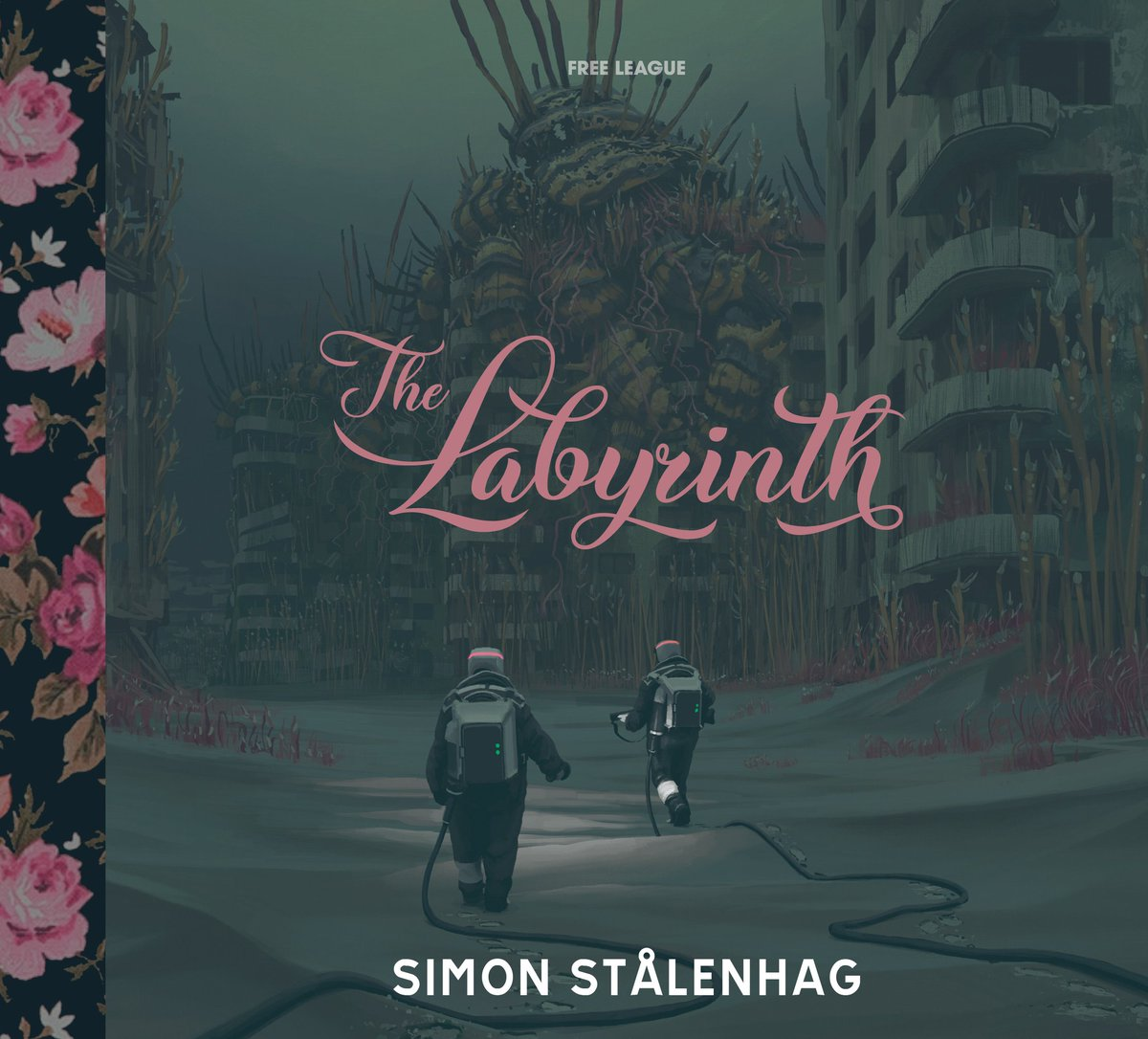 « The Labyrinth », de Simon Stålenhag