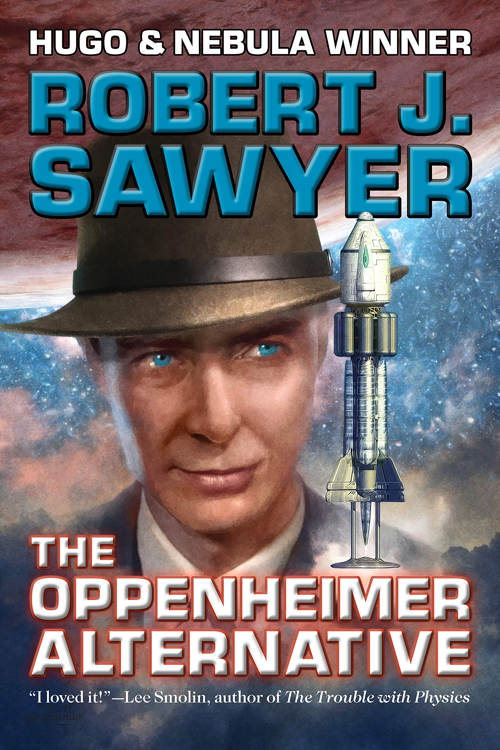 « The Oppenheimer Alternative », de Robert J. Sawyer