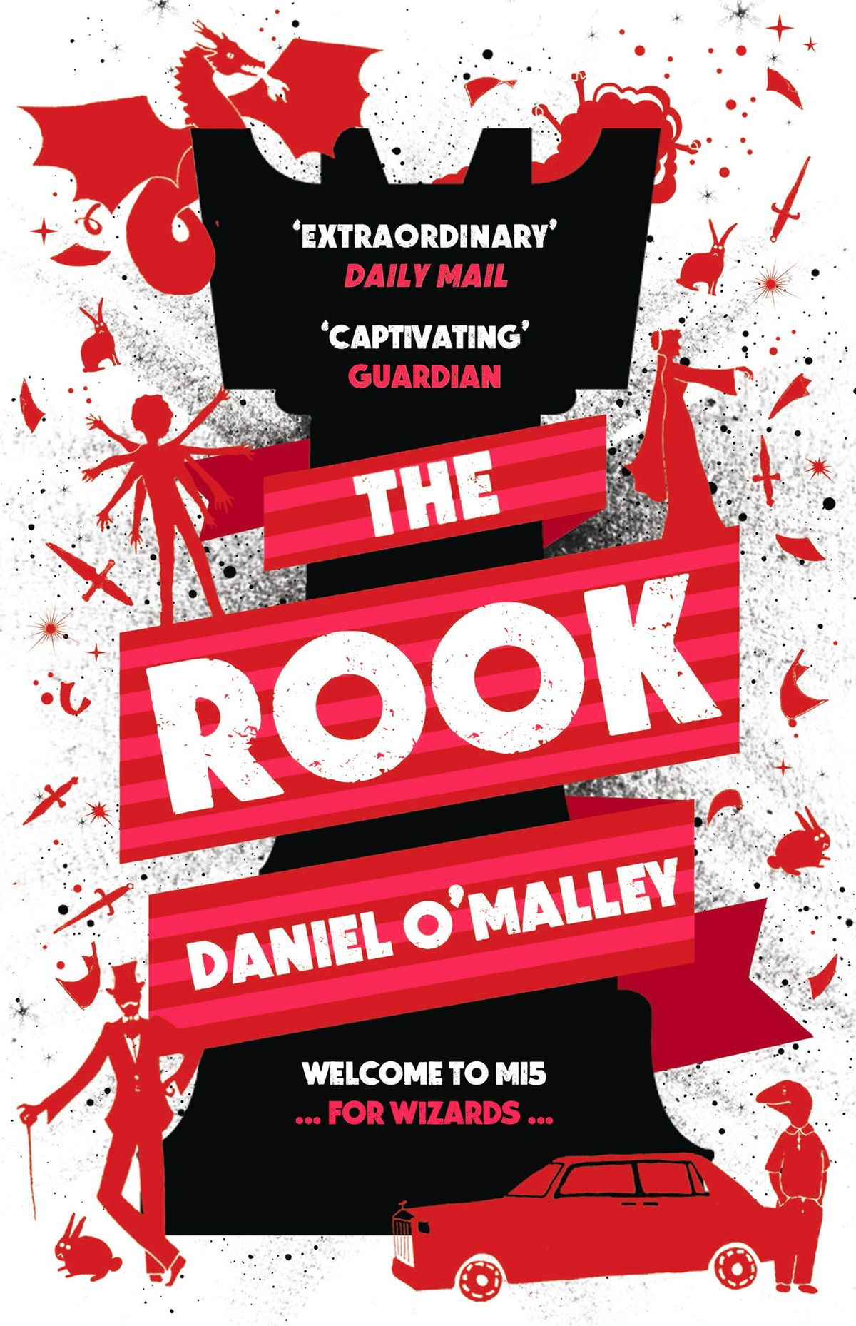 « The Rook », de Daniel O'Malley