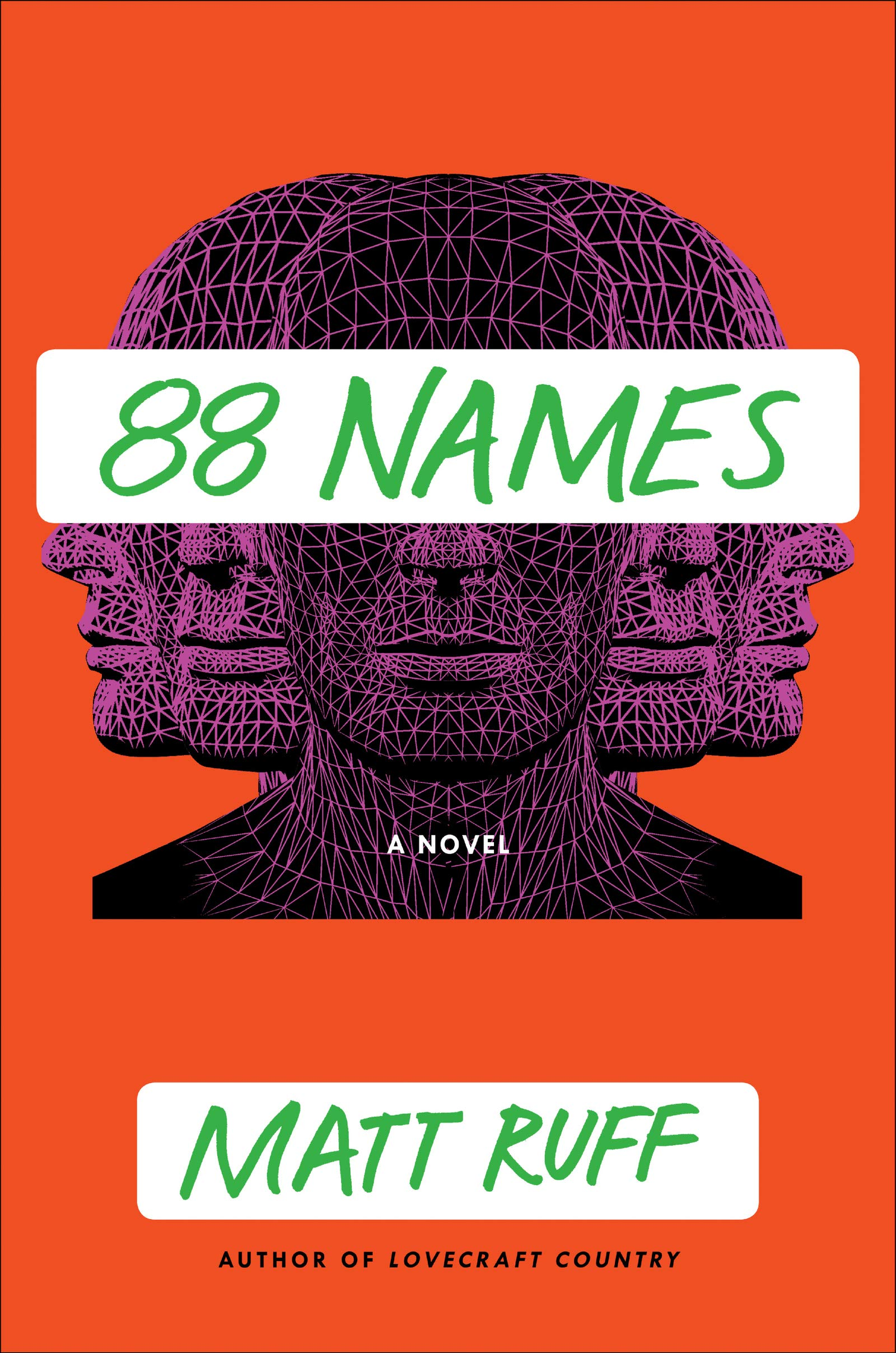 « 88 Names », de Matt Ruff