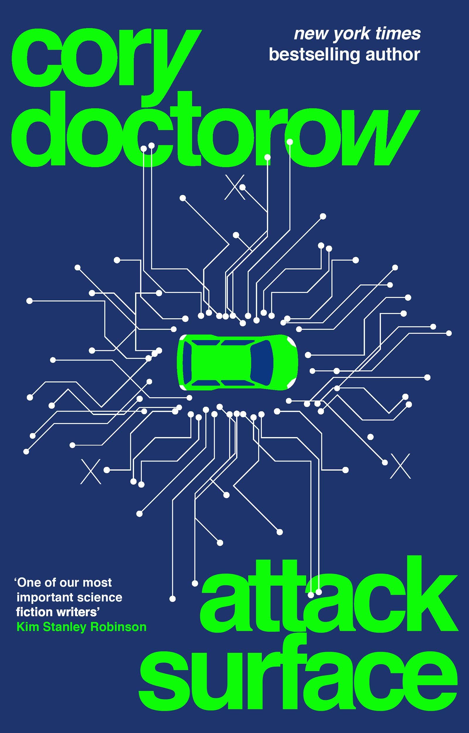 « Attack Surface », de Cory Doctorow