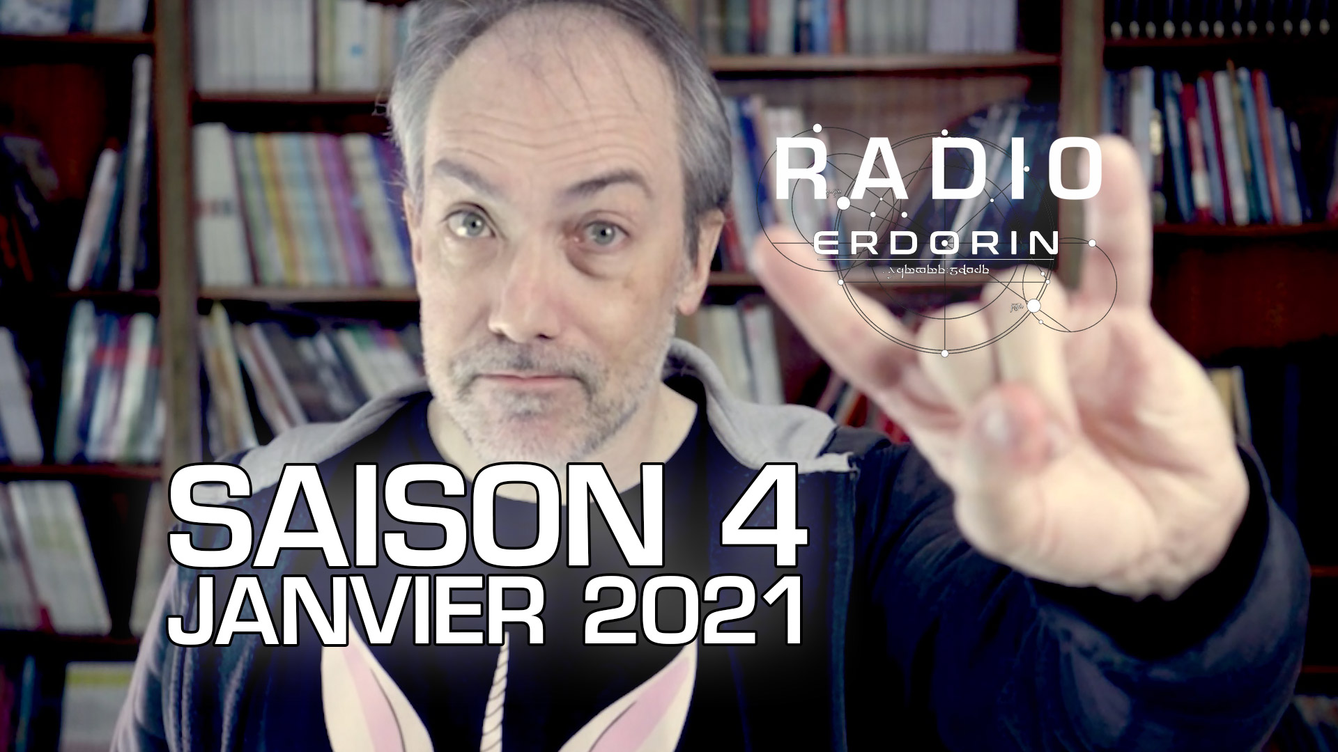 Radio-Erdorin S4E01 – Janvier 2021