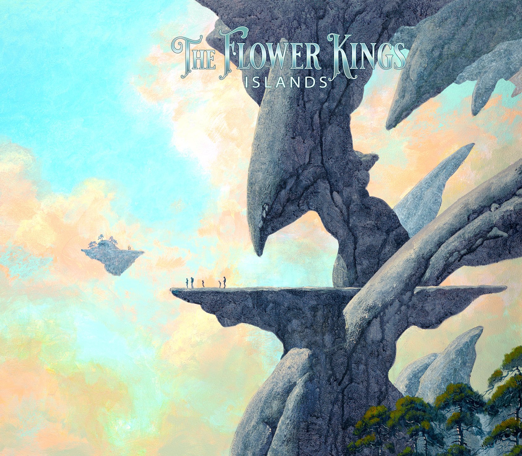 The Flower Kings: Islands