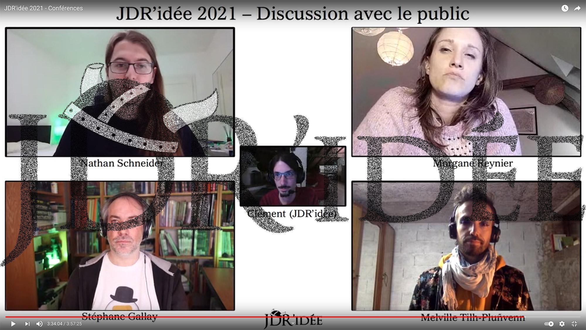 JDR'idée 2021