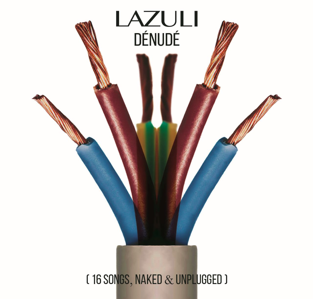 Lazuli: Dénudé