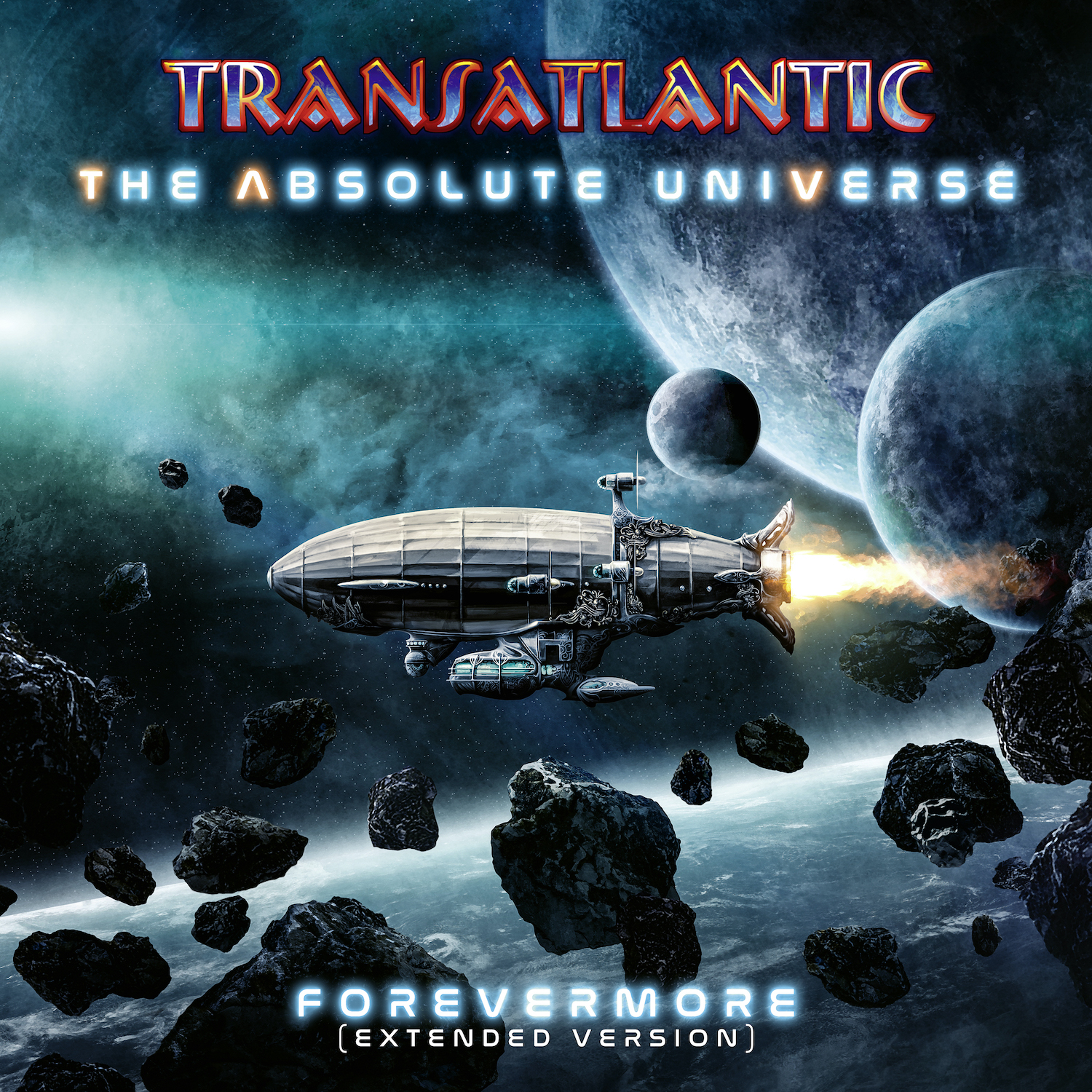 Transatlantic: The Absolute Universe (Forevermore)