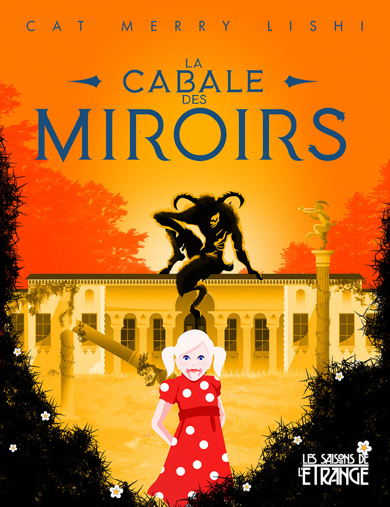 «La Cabale des miroirs» de Cat Merry Lishi