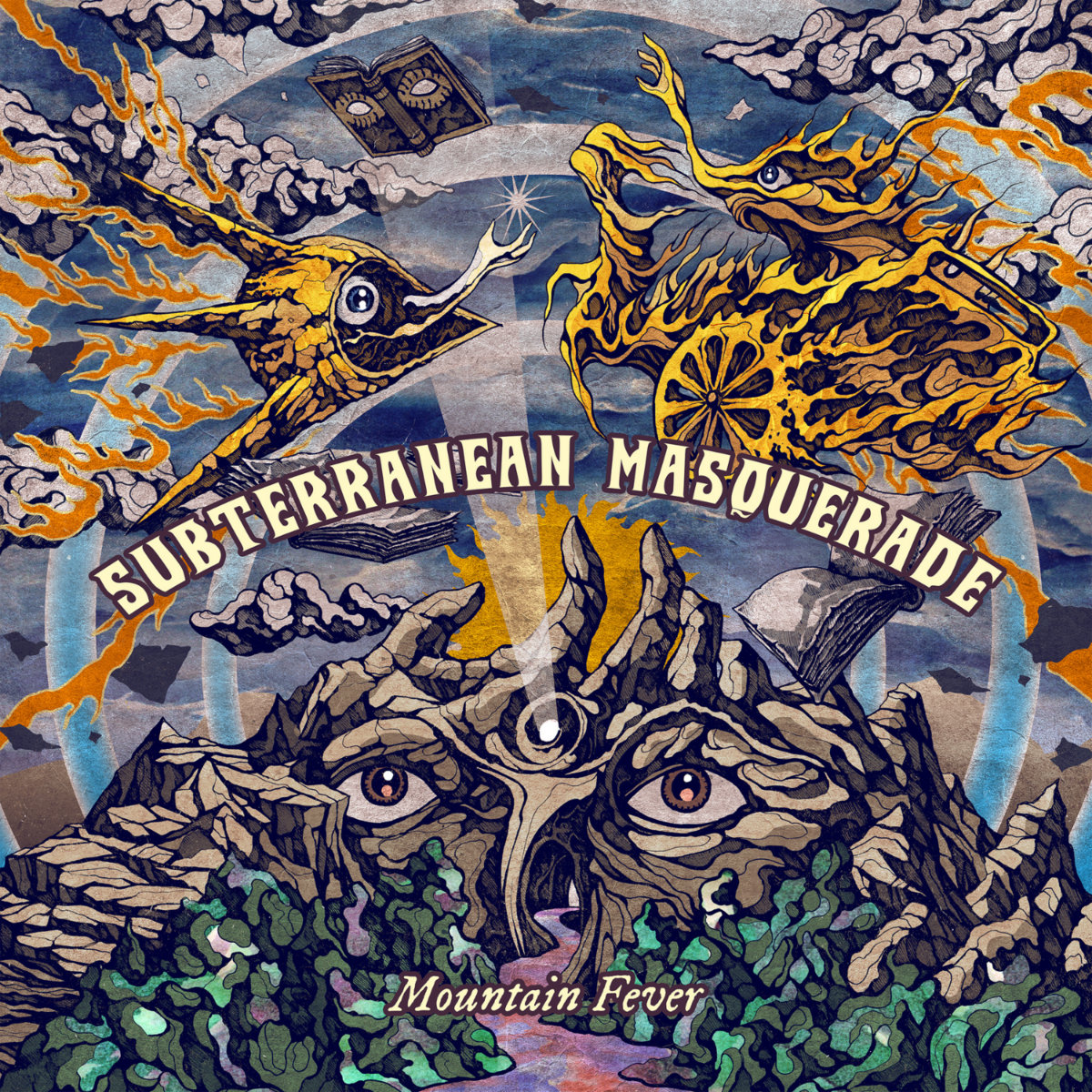 Subterranean Masquerade: Mountain Fever
