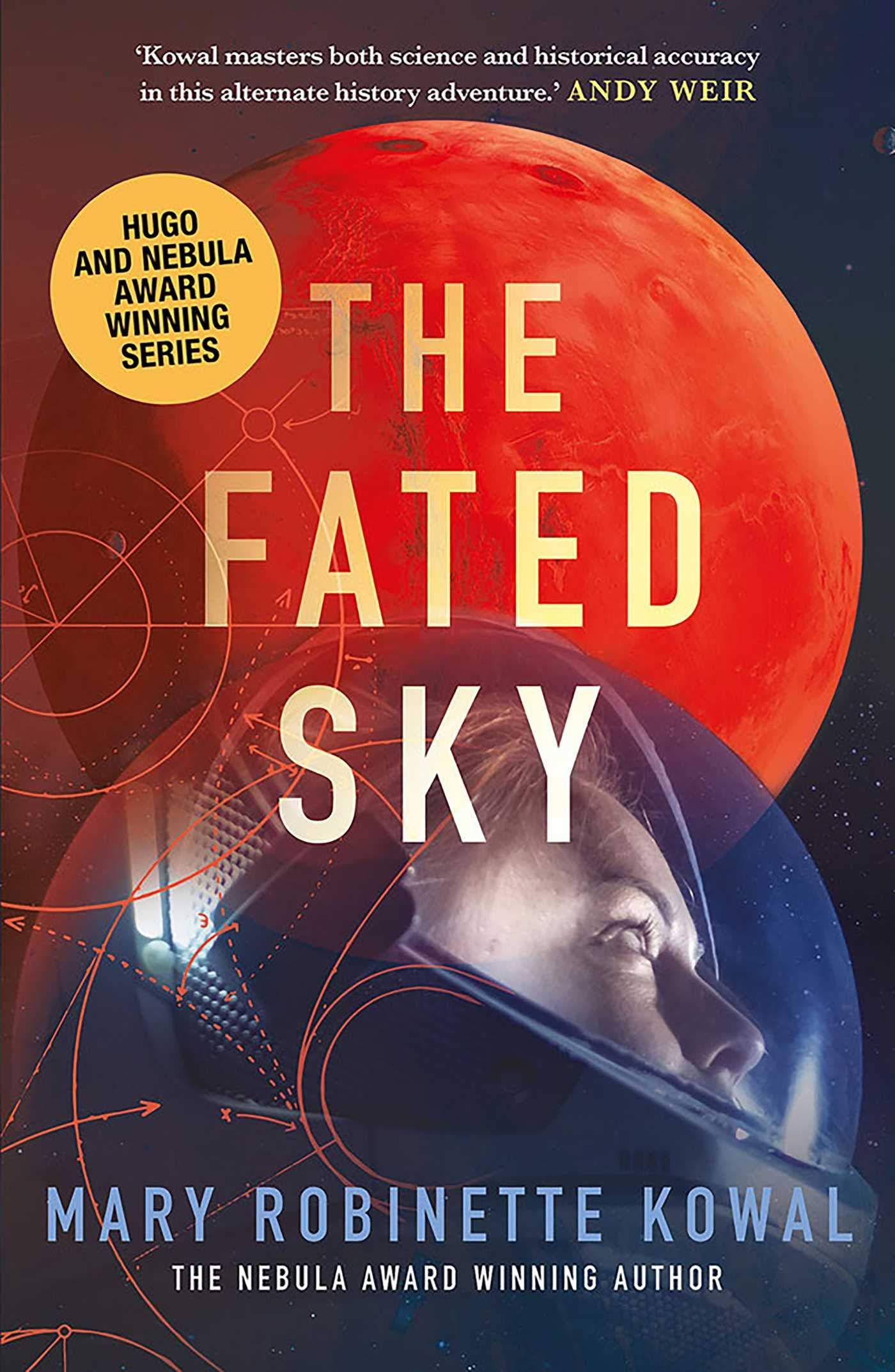 «The Fated Sky», de Mary Robinette Kowal